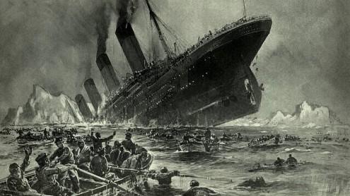 ENA : promotion Titanic !