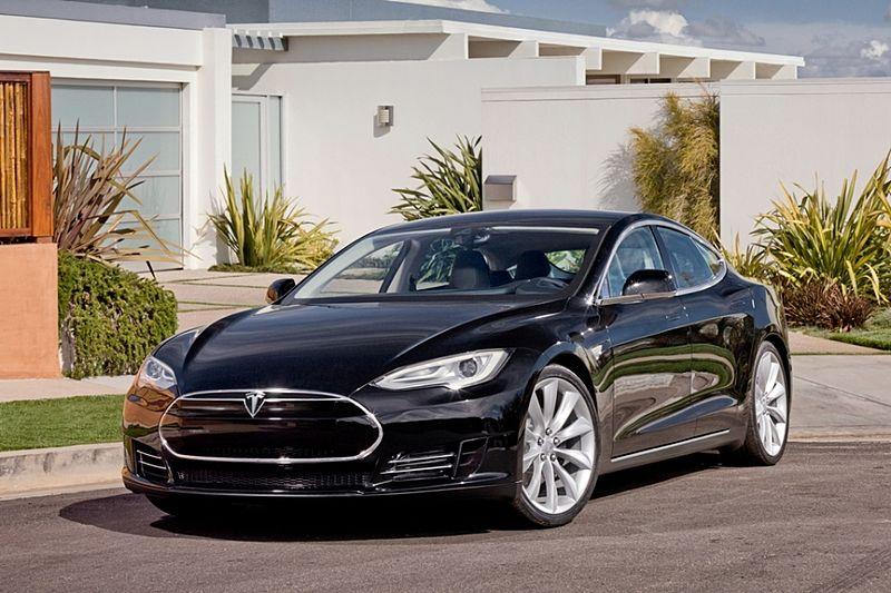 426 km d'autonomie pour la Tesla Model S