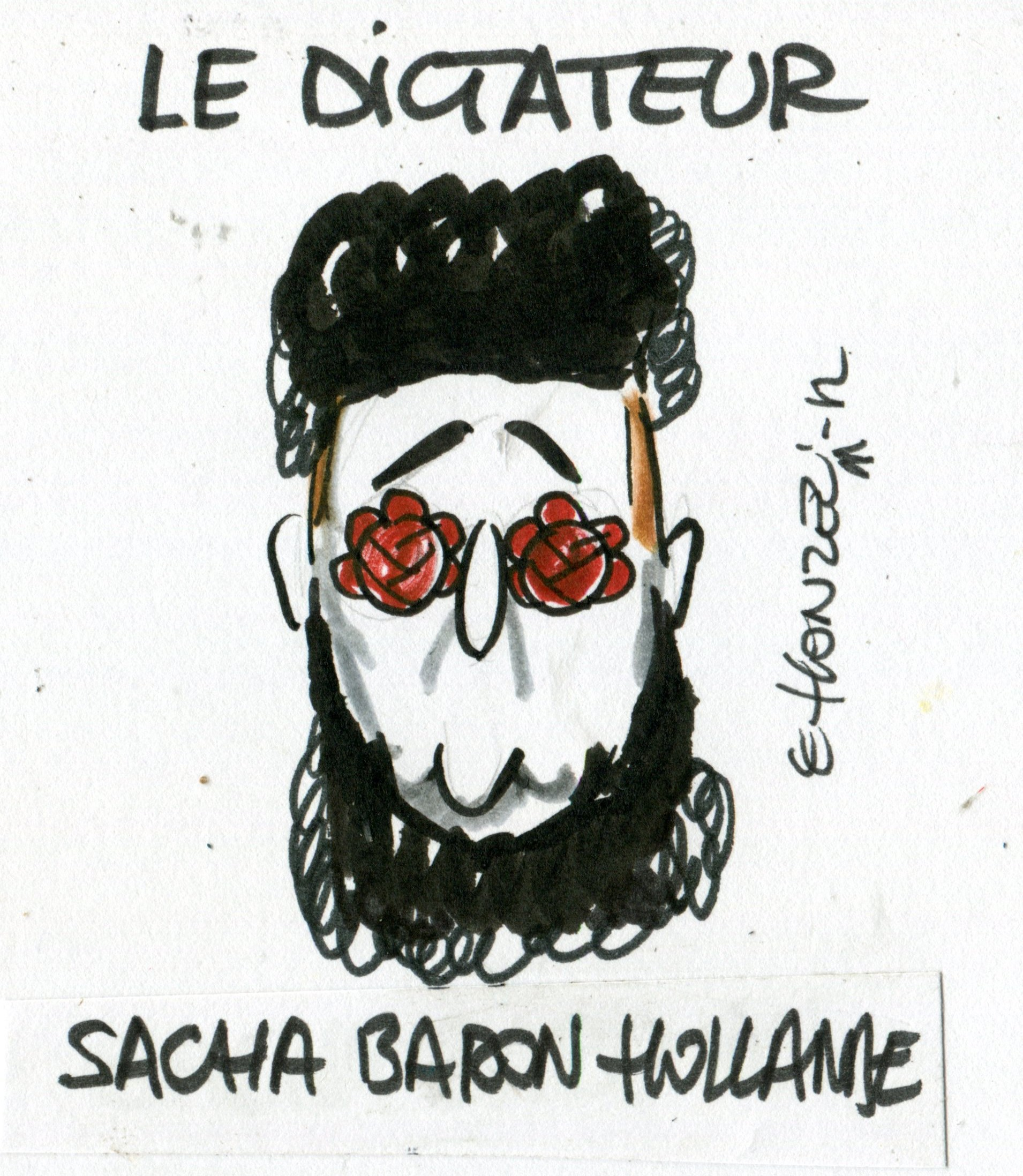 The Dictator de Sacha Baron Cohen
