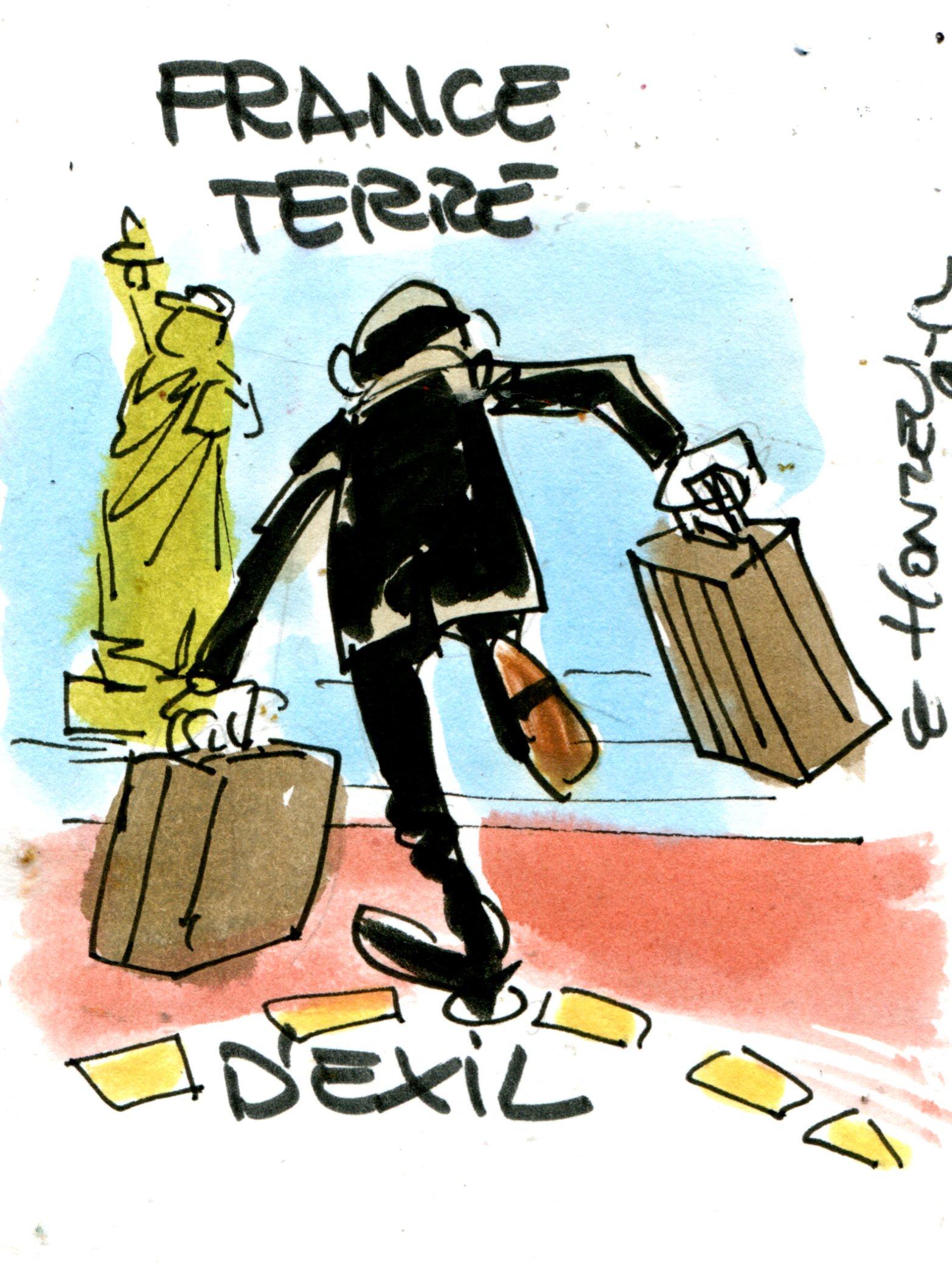 Expatriation : 10 raisons qui font qu'on ne doit rien à l'État !