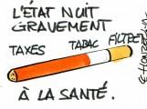 Augmentation des taxes sur les cigares et cigarillos