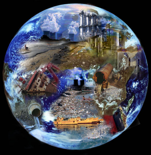 L'homme, menace pour l'environnement ?