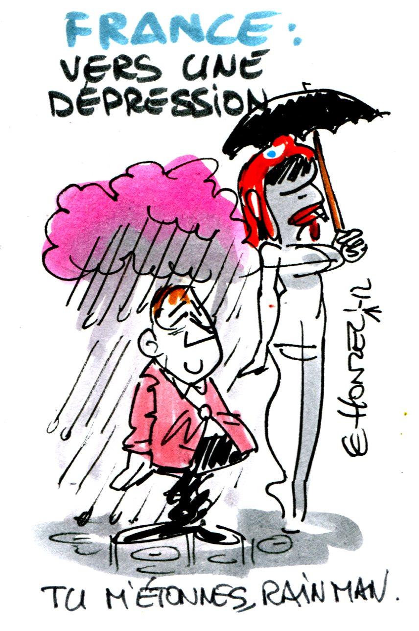 Vers une dépression en France (2)