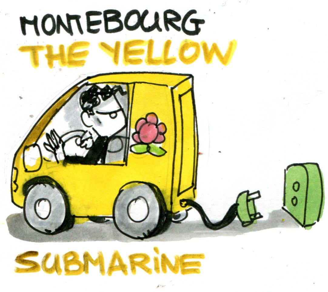 Le Honzec - Montebourg traite le cas PSA