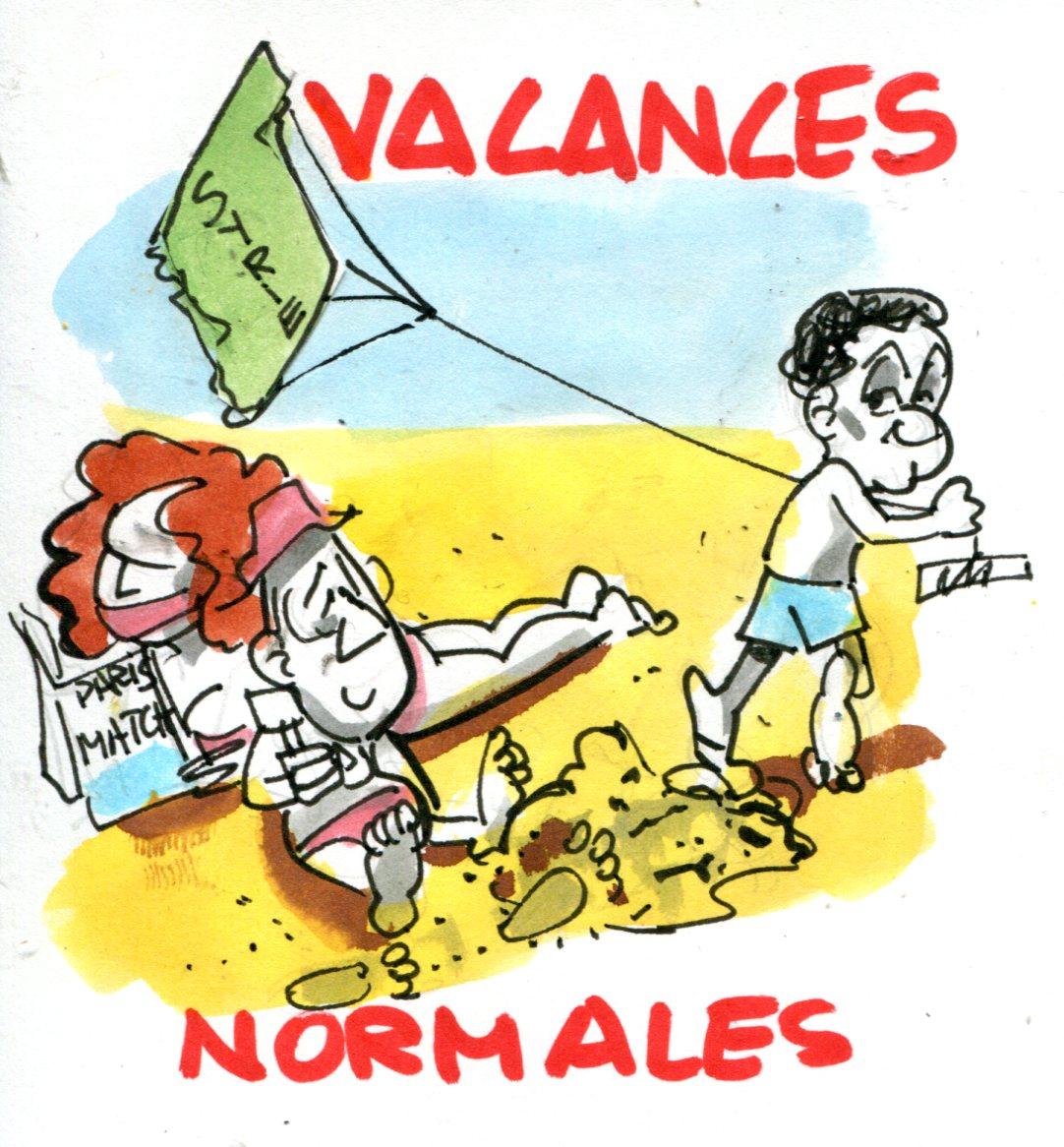 Le Honzec - Vacances en Syrie