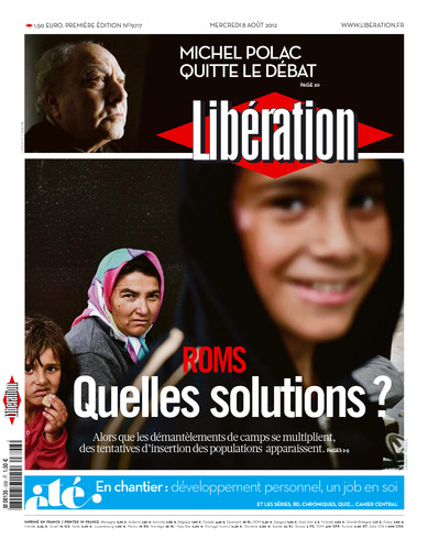 libération expulsions roms