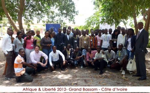 Afrique & Liberté 2012