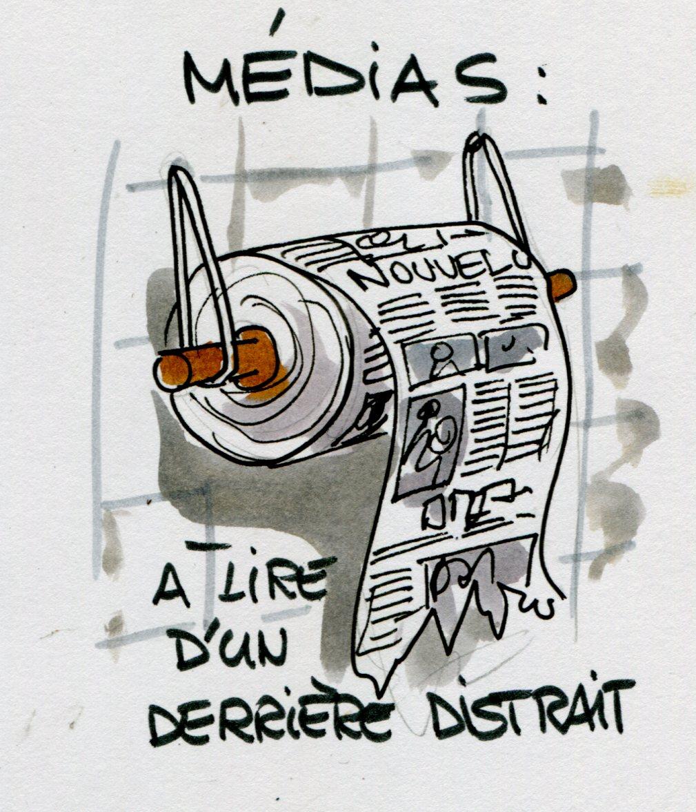 Médias, propagande et aliénation de l'esprit critique