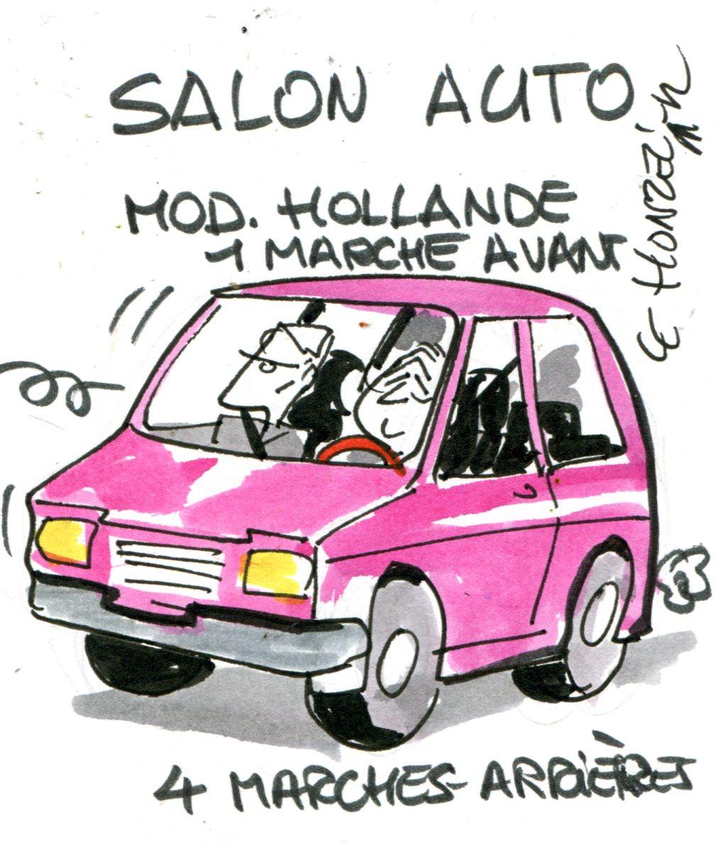 Le salon de l 39 auto contrepoints - Salon de l auto calais ...
