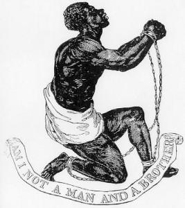 Image anti esclavagiste britannique par Josiah Wedgwood