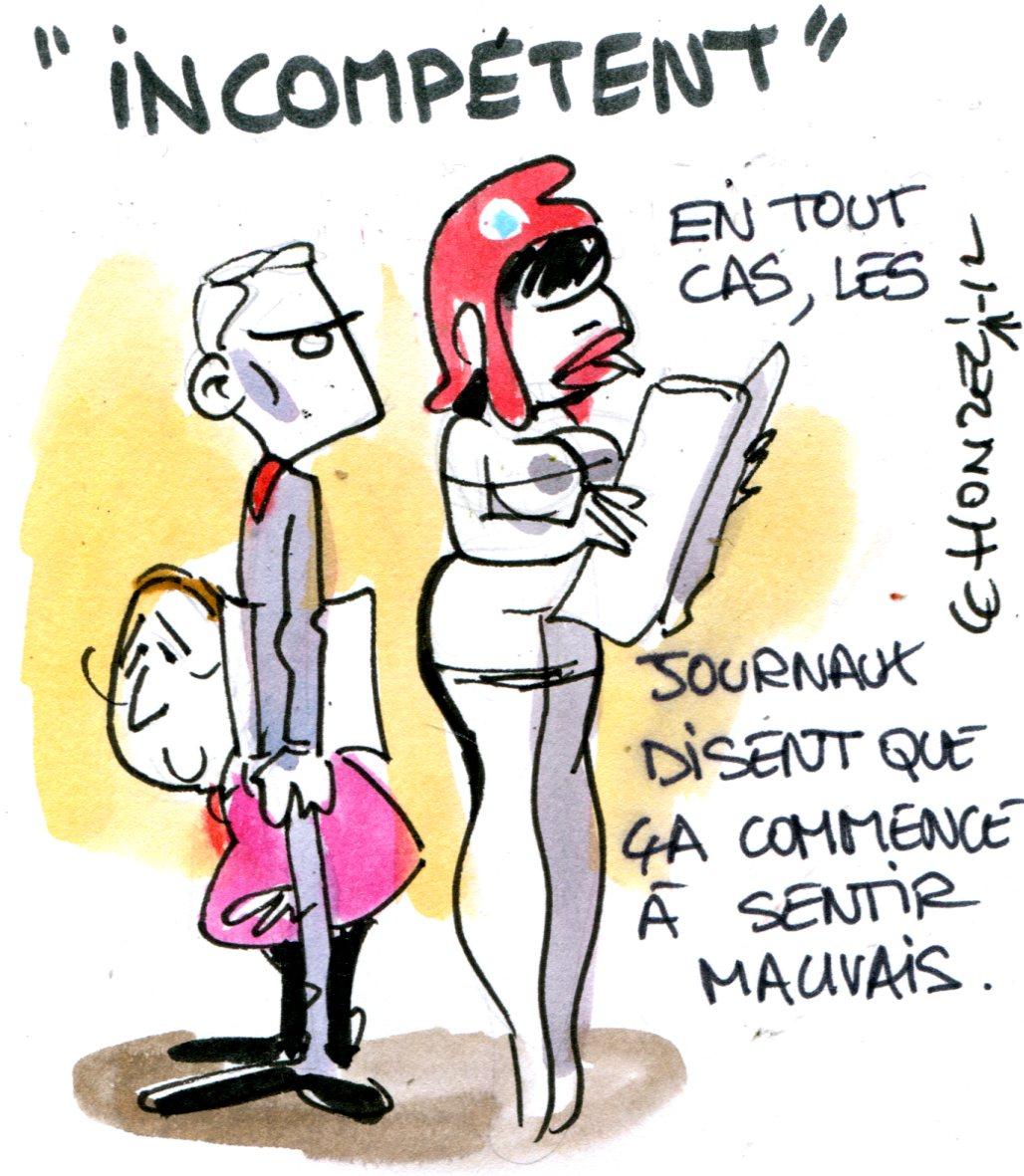 Jean-Marc Ayrault est-il incompétent ? - Contrepoints