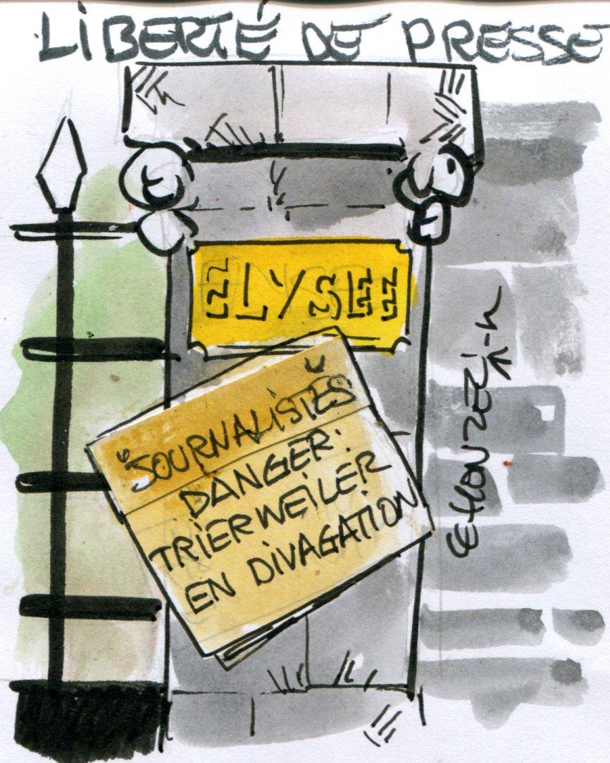 Val rie trierweiler porte plainte contre des journalistes - Porter plainte pour diffamation belgique ...