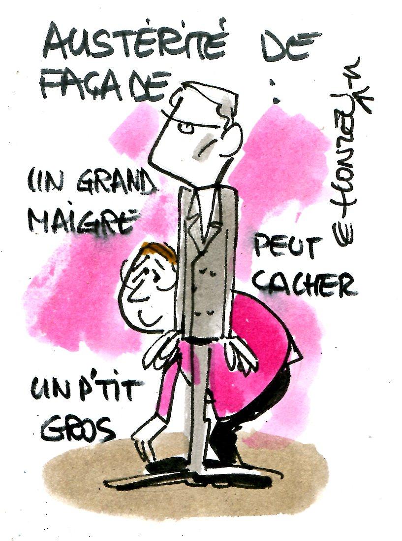 France : quand la dépense publique conduit à l'austérité