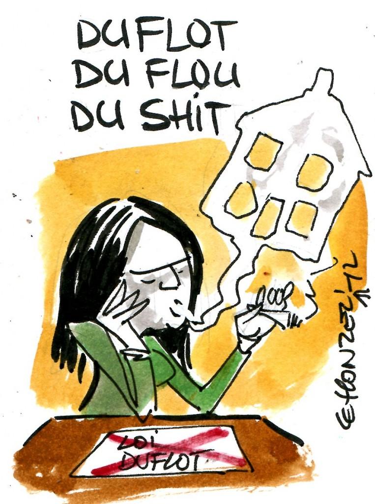 Cécile Duflot shit (Crédits : René Le Honzec/Contrepoints.org, licence Creative Commons)