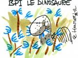 BPI France crame vos sous. Pas de panique, tout est sous contrôle.
