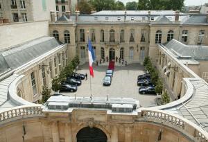 L'Hôtel Matignon à Paris