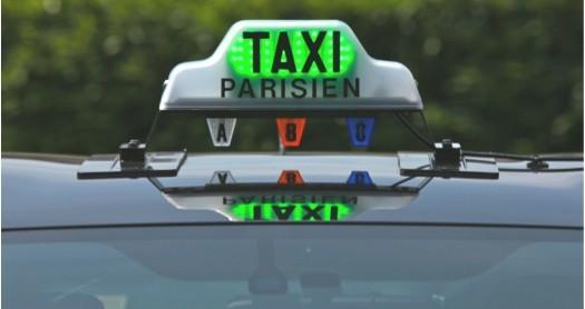 Taxi Parisien (Copyleft, Taxidriving)