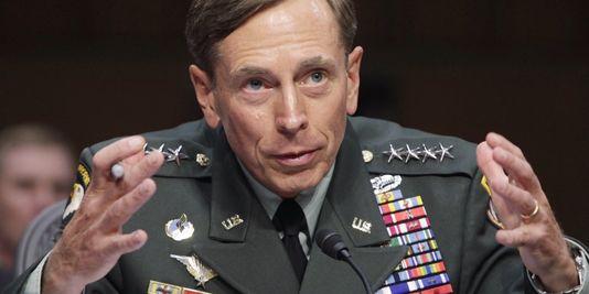 Le retour du Général Petraeus