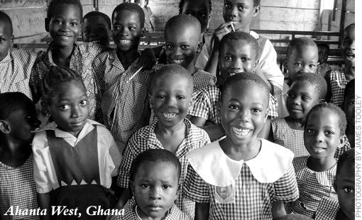 Afrique : Aller à l'école ne signifie pas apprentissage