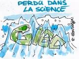 giec perdu dans la science