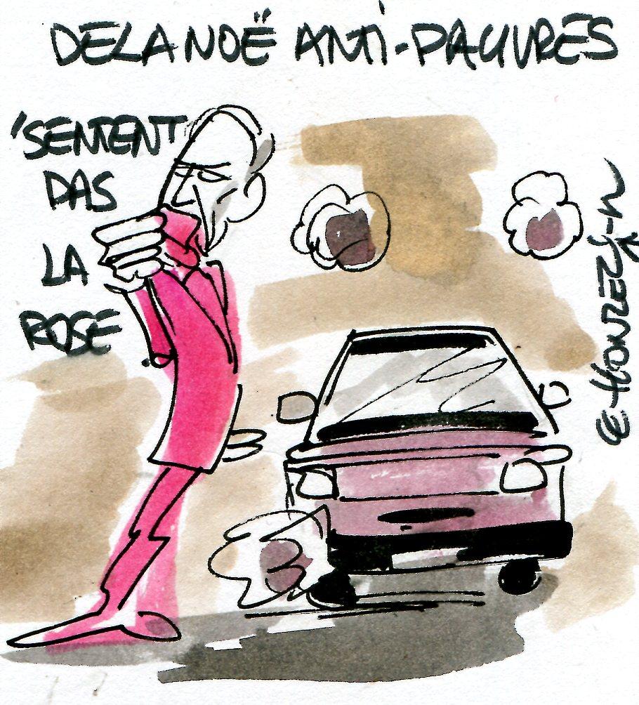 Voitures, toujours plus de brimades et d'entraves à Paris