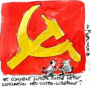 La propagande antilibérale
