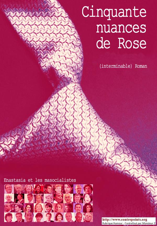 Cinquante nuances de grey et de rose pour les fran ais en 2013 contrepoints - Les differentes nuances de rouge ...