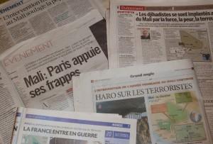 Mali : l'incompréhensible alignement de la presse française