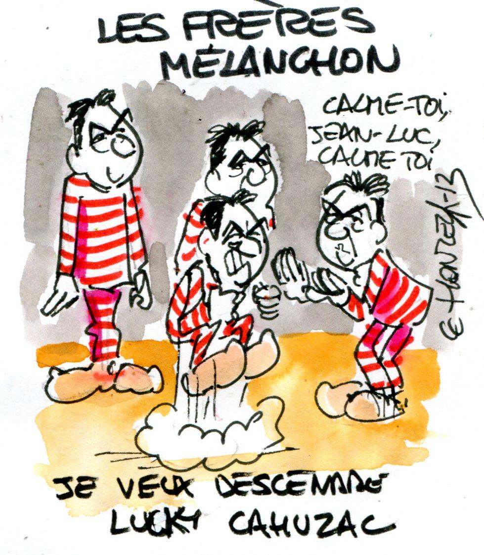 Cahuzac - Mélenchon, quelles différences ?
