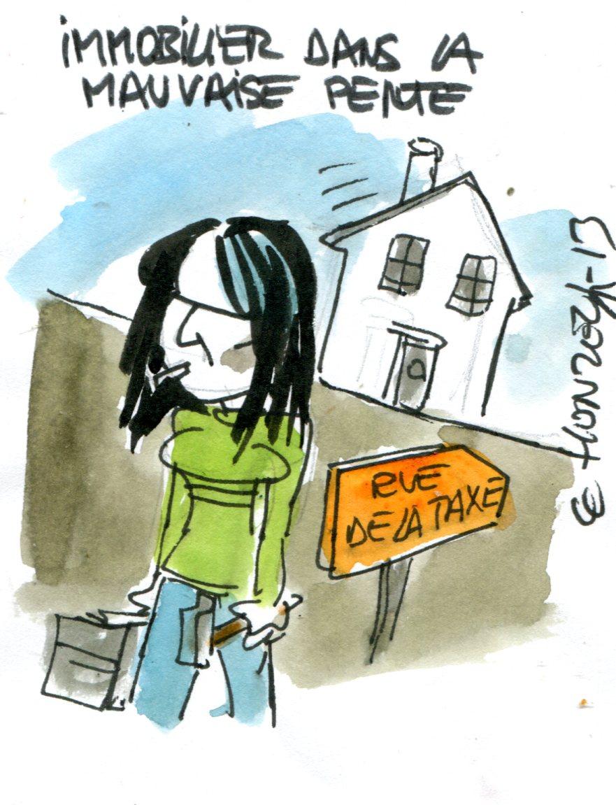 Taxe d'habitation : vous reprendrez bien un peu de progressivité !
