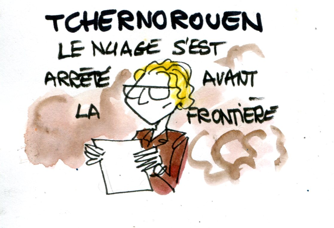 Fuite de gaz de Rouen : on a connu le gouvernement plus bavard