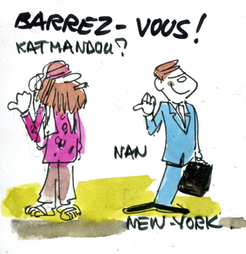 Exil : Jeunes de France, que vous restiez ou partiez : bon vol