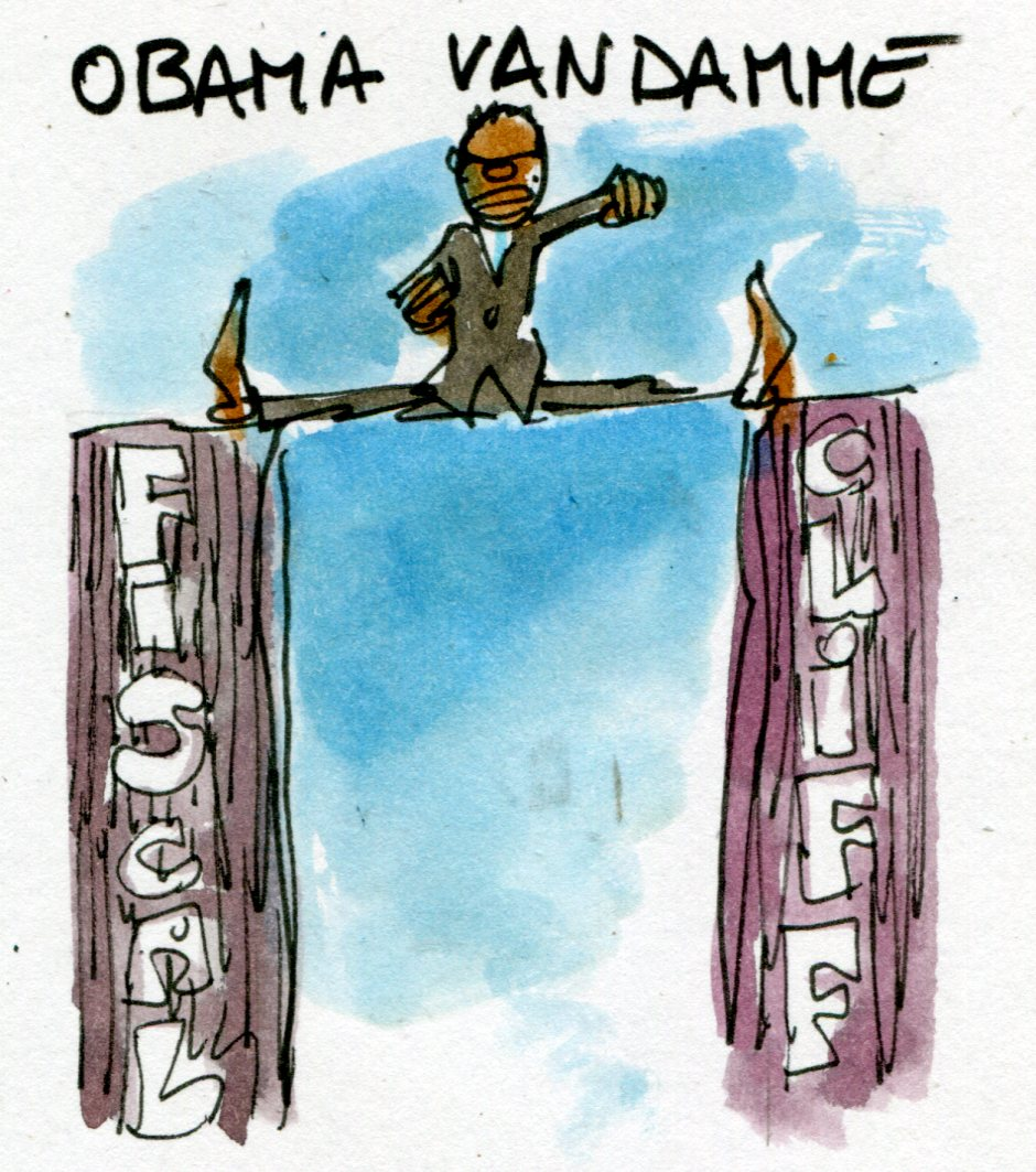 Fiscal cliff : accord in extremis ?