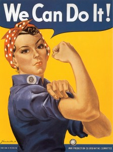 We can do it femmes féminisme
