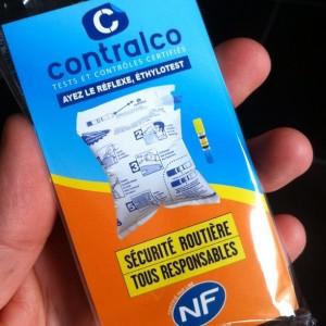 Ethylotest Contralco