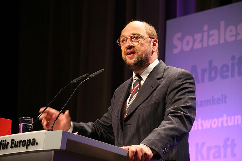 Budget de l'UE, papa Schulz à la rescousse