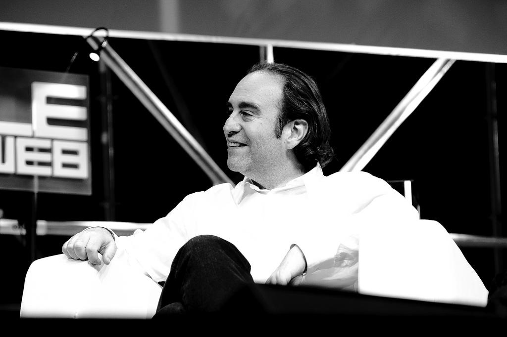 Xavier Niel, fondateur de Free