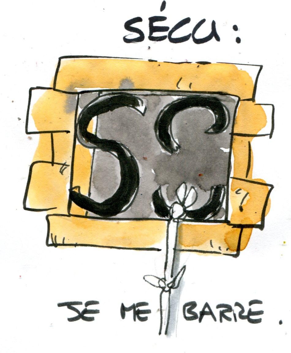 Répression des libérés de la sécu : lettre ouverte à Mme Orliac, députée du Lot