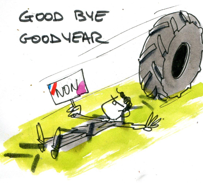 Goodyear : Montebourg, démission !