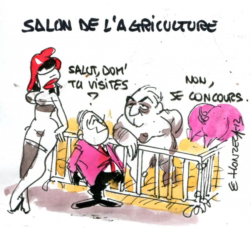 Salon de l 39 agriculture contrepoints for Salon de l agriculuture