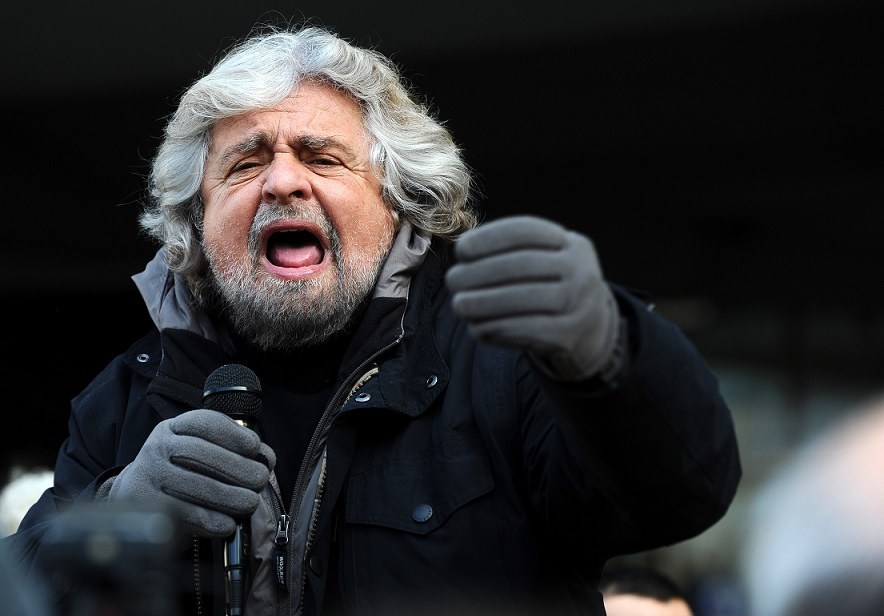 Beppe Grillo va-t-il forcer l'Italie à de nouvelles élections ?