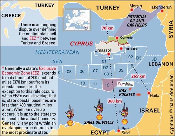 Gazprom aurait proposé de sauver Chypre contre l'exclusivité sur son gaz
