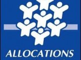 logo caf - allocations familiales