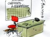 Fonctionnaires : Les absents ont tort. Les présents ont une prime !
