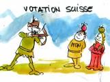 Pour un « référendum » en Suisse visant à assurer l'égalité du temps de parole