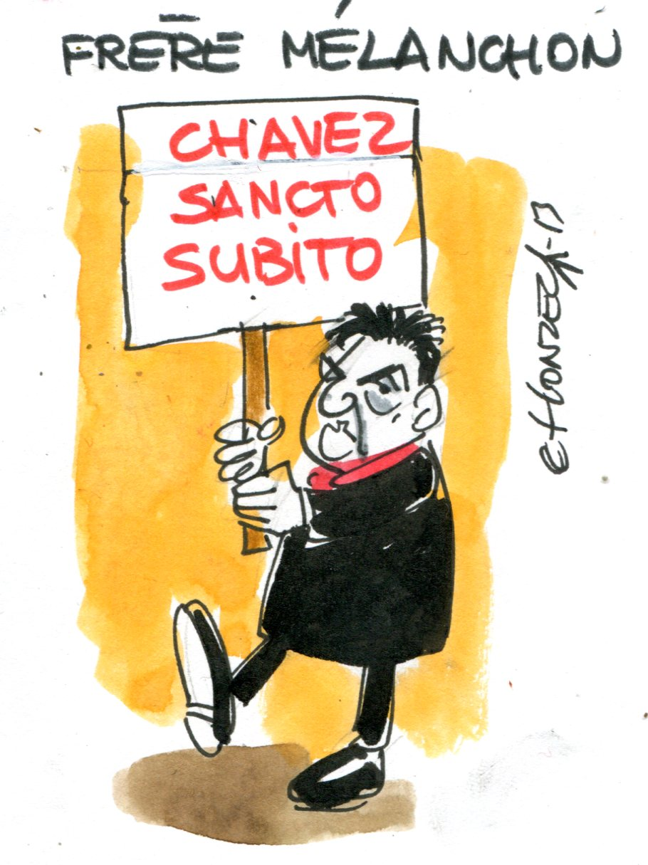 Le sombre héritage de Chávez