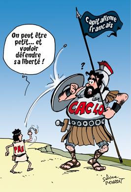Le nouveau capitalisme français