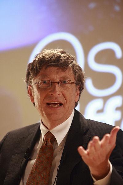 Bill Gates ou la nature humaine