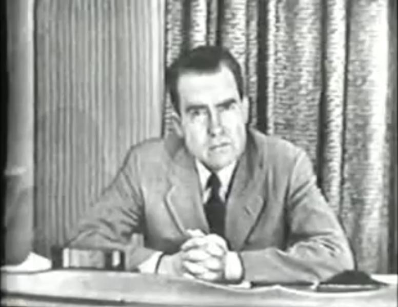Cahuzac, les déclarations de patrimoine et le Cocker de Richard Nixon