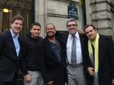 Rencontre avec le dissident cubain Eliécer Avila